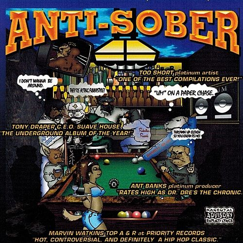 Play & Download Anti-Sober by Various Artists | Napster