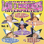 Play & Download Norteño Los 5 Mejores Interpretes Vol. 5 by Various Artists | Napster