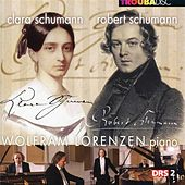Robert & Clara Schumann: Piano Works by Wolfram Lorenzen