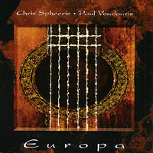 Europa by Chris Spheeris
