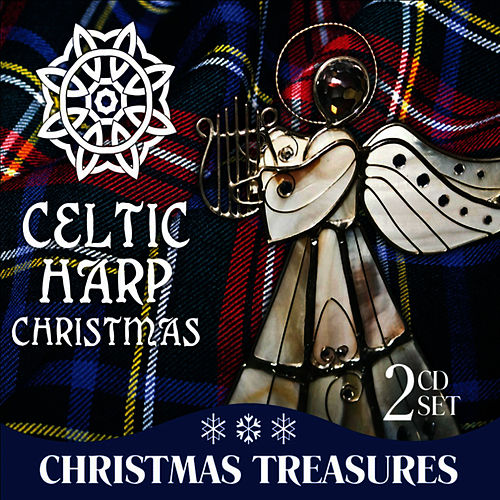 Christmas Treasures: Celtic Harp Christmas by Philip Boulding