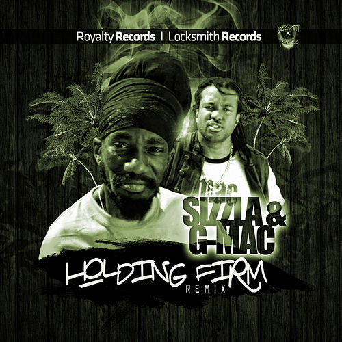 Play & Download Holding Firm Remix by Sizzla | Napster