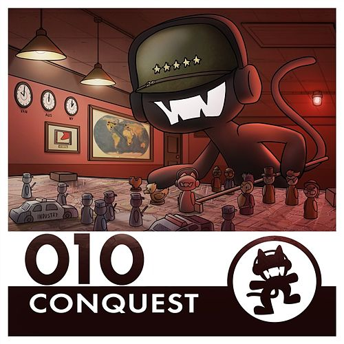 Monstercat 010 - Conquest by Various Artists