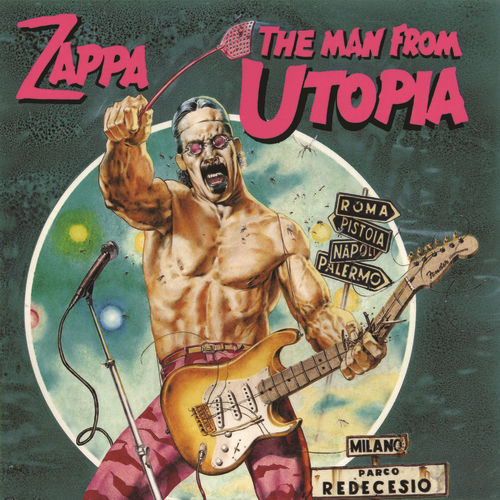 Play & Download The Man From Utopia by Frank Zappa | Napster