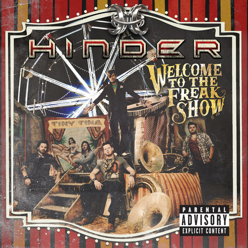 Play & Download Welcome To The Freakshow by Hinder | Napster
