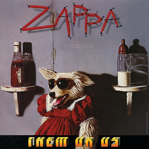 Play & Download Them Or Us by Frank Zappa | Napster