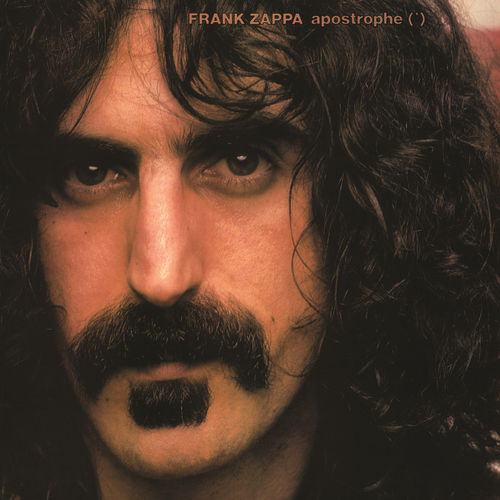 Apostrophe (') by Frank Zappa