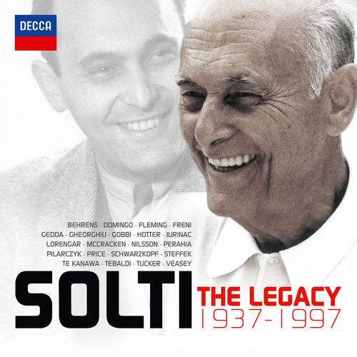 Solti The Legacy 1937-1997 by Various Artists