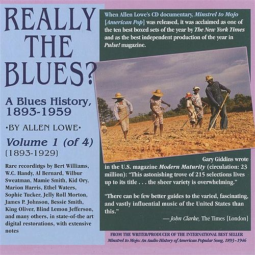 Play & Download Really the Blues?: A Blues History (1893-1959), Vol. 1 (1893-1929) by Various Artists | Napster