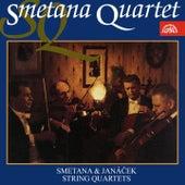 Play & Download Smetana & Janáček: String Quartets by Smetana Quartet | Napster