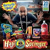 Hurry Up & Buy!! by Haji Springer