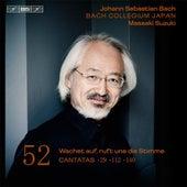 Bach: Cantatas, Vol. 52 by Hana Blazikova