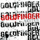 Play & Download Wasted by Goldfinger | Napster