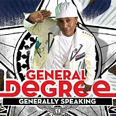 Generally Speaking by General Degree