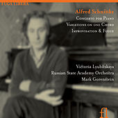Schnittke: Concerto for Piano, Variations on one Chord, Improvisation & Fugue by Victoria Lyubitskaya
