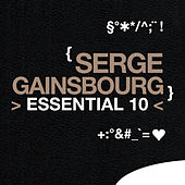 Serge Gainsbourg: Essential 10 by Serge Gainsbourg