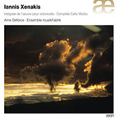 Xenakis: Complete Cello Works by Arne Deforce