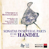 Haendel: Sonatas In Several Parts by Various Artists