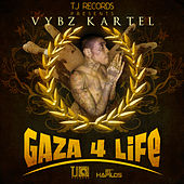 Play & Download Gaza 4 Life by VYBZ Kartel | Napster