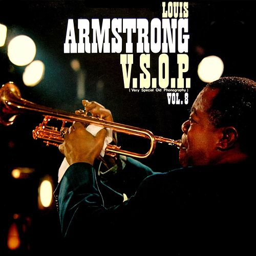 VSOP Volume 8 by Louis Armstrong