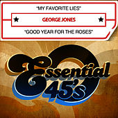 My Favorite Lies / Good Year For The Roses (Digital 45) by George Jones