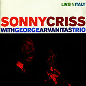 Live in Italy by Sonny Criss