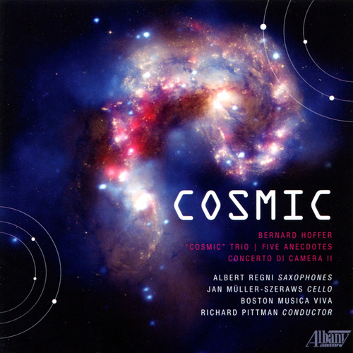 Play & Download Hoffer: Cosmic by Boston Musica Viva | Napster