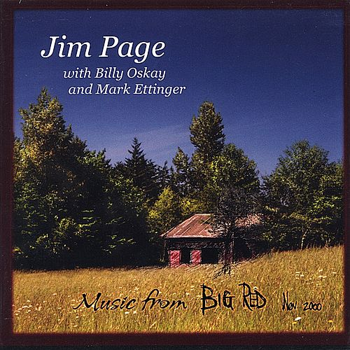 Play & Download Music From Big Red by Jim Page | Napster