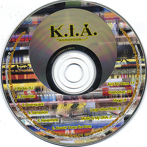 Play & Download Sonorous Susurrus by K.i.a. | Napster