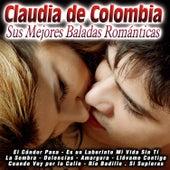 Sus Mejores Baladas Románticas by Claudia De Colombia