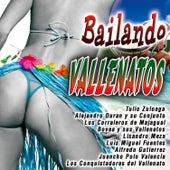 Play & Download Bailando Vallenatos by Various Artists | Napster