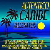 Auténtico Caribe - Vallenatos by Various Artists