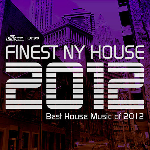 Finest NY House 2012 by Various Artists