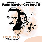 1949 - 1950 (Collector Sound) by Django Reinhardt - Stephane Grappelli - Quintette Du Hot Club De France