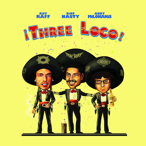 Play & Download Three Loco EP by Three Loco | Napster
