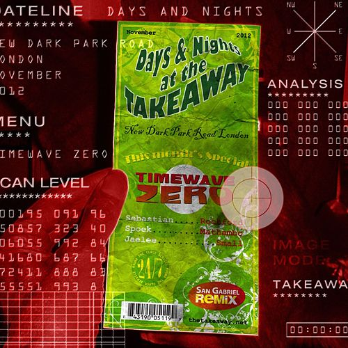 Play & Download Days and Nights at the Takeaway 11: November by Spoek Mathambo | Napster