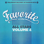 Play & Download Favorite All Stars Vol.4 by Various Artists | Napster
