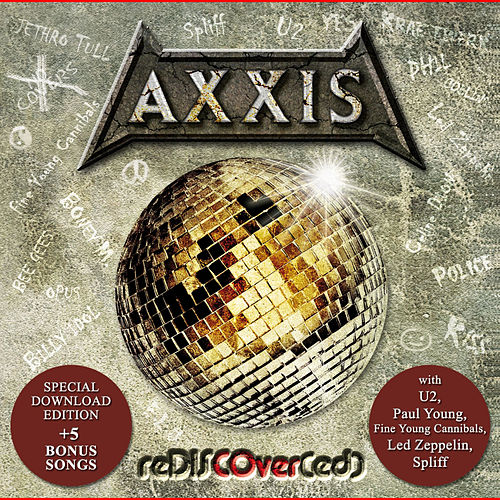 Play & Download reDISCOver(ed) [Bonus Edition] by AXXIS | Napster