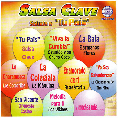 Salsa Clave Saluda a 'Tu Pais' by Various Artists