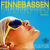 If You Only Knew Remixes / When It Rains - Single by Finnebassen