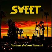 Desolation Boulevard Revisited Live by Sweet
