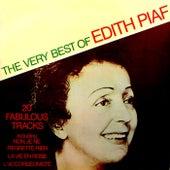 The Very Best Of Edith Piaf by Edith Piaf
