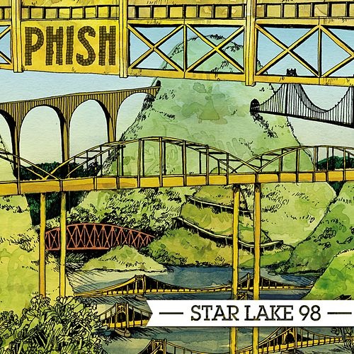 Phish: Star Lake '98 by Phish