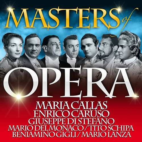 Masters of Opera by Various Artists