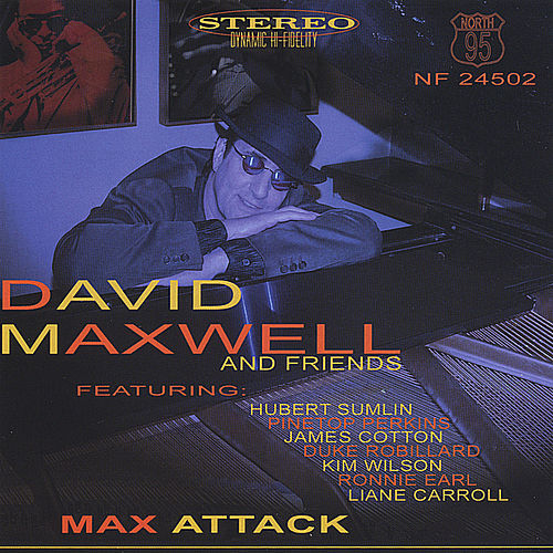 Max Attack by David Maxwell
