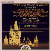 Mozart in Prague by Various Artists
