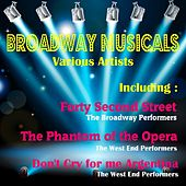 Play & Download Broadway Musicals by Various Artists | Napster