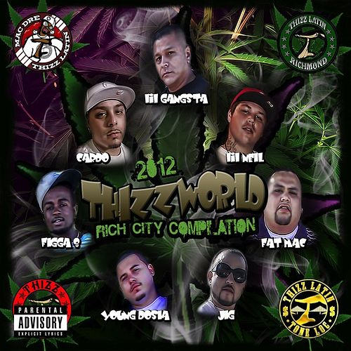 Thizzworld Compilation 2012 by Various Artists