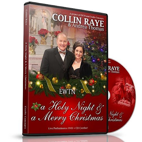 A Holy Night & a Merry Christmas by Collin Raye