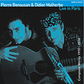 Live in Paris by Pierre Bensusan/Didier Malherbe